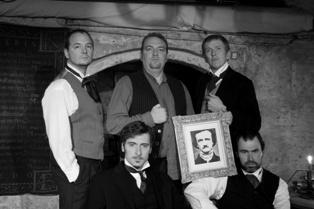 Mysterieuze vertellingen: Edgar Allan Poe